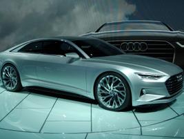 Audi's Prologue concept car