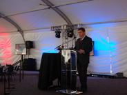 Chris Wolski, senior editor of Automotive Fleet and Green Fleet magazines, hosted the Green...