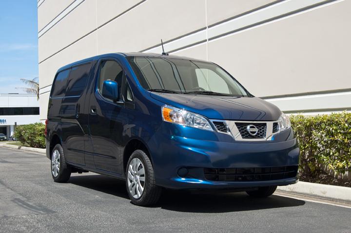 Nissan's NV200 Cargo Van