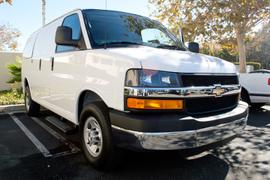 2015 GM Express/Savana Walkarounds