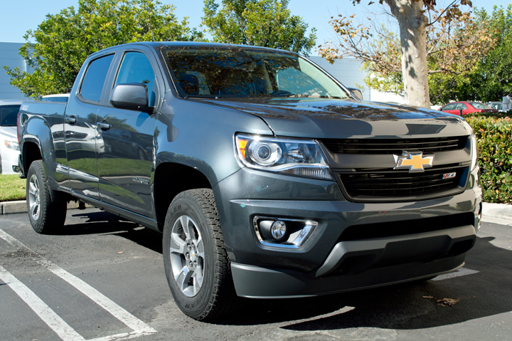 2015 Chevrolet Colorado Walkaround