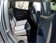 The work truck model offered to fleets includes a seat delete for secure storage.