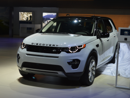 Range Rovers' Land Rover Discovery