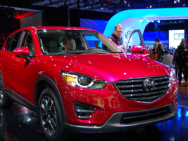 The 2015 Mazda3 has an added a six-speed manual transmission, in addition to the previous...