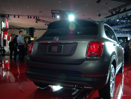 The Fiat 500x has a 1.4-liter turbo engine but can be purchased with a 2.4-liter four-cylinder...