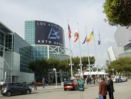 2014 L.A. Auto Show: Cars