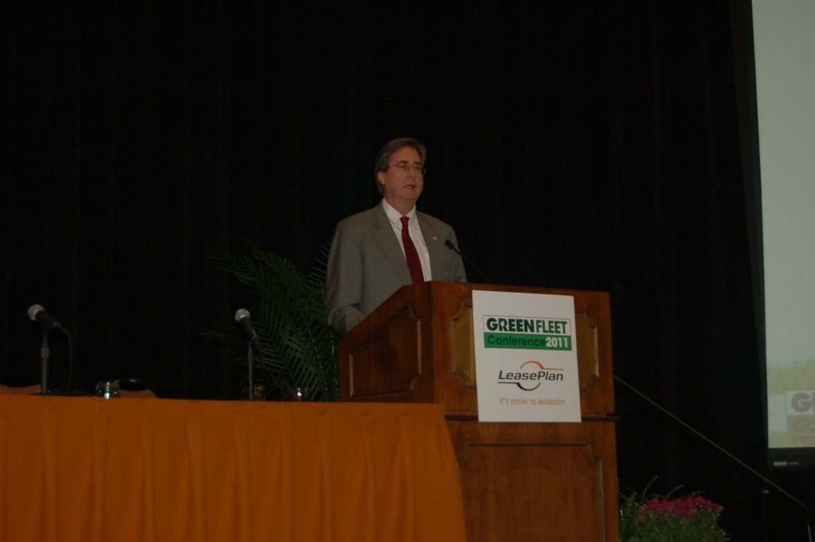 Tulsa, Okla., Mayor Dewey Bartlett opened the conference with a discussion of Tulsa's...