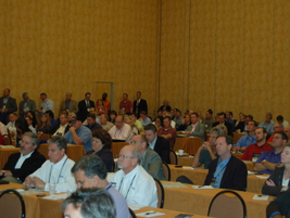 Informational and educational sessions allowed attendees to learn about alt-fuel technologies...