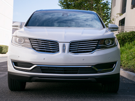 Lincoln's split-wing grille has been reworked so it presents a more subtle face.
