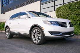 Lincoln's 2016 MKX