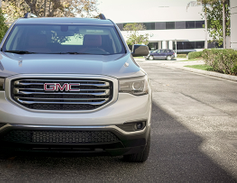 The Acadia gets an EPA-rated 25 mpg on the highway and 18 mpg in city driving.