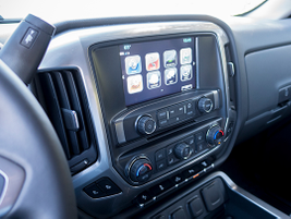 Standard equipment includes a rear-view camera, MyLink audio system, 8-inch color touch screen,...