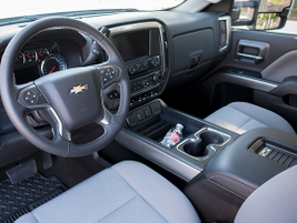 The truck retails for at least $43,795. Our model would retail for $62,080.