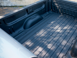 A spray-on bedliner can be added.