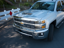 The truck will include a Tow/Haul mode and smart diesel exhaust braking.