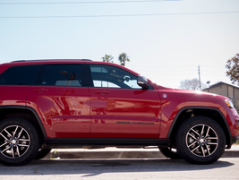 With the Grand Cherokee Trailhawk, Jeep is offering a very capable off-road vehicle for at least...
