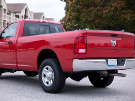 Towing equipment includes a Class V receiver hitch, 7-Pin wiring harness, and Trailer Tow with...