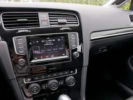 The SEL model includes a rear-view camera, navigation and Fender audio system.