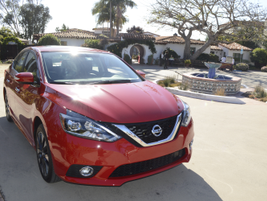 The SR, Sentra's sporty version, has a MSRP of $20,410.