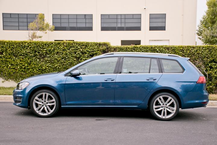 VW's 2015 Golf SportWagen TDI