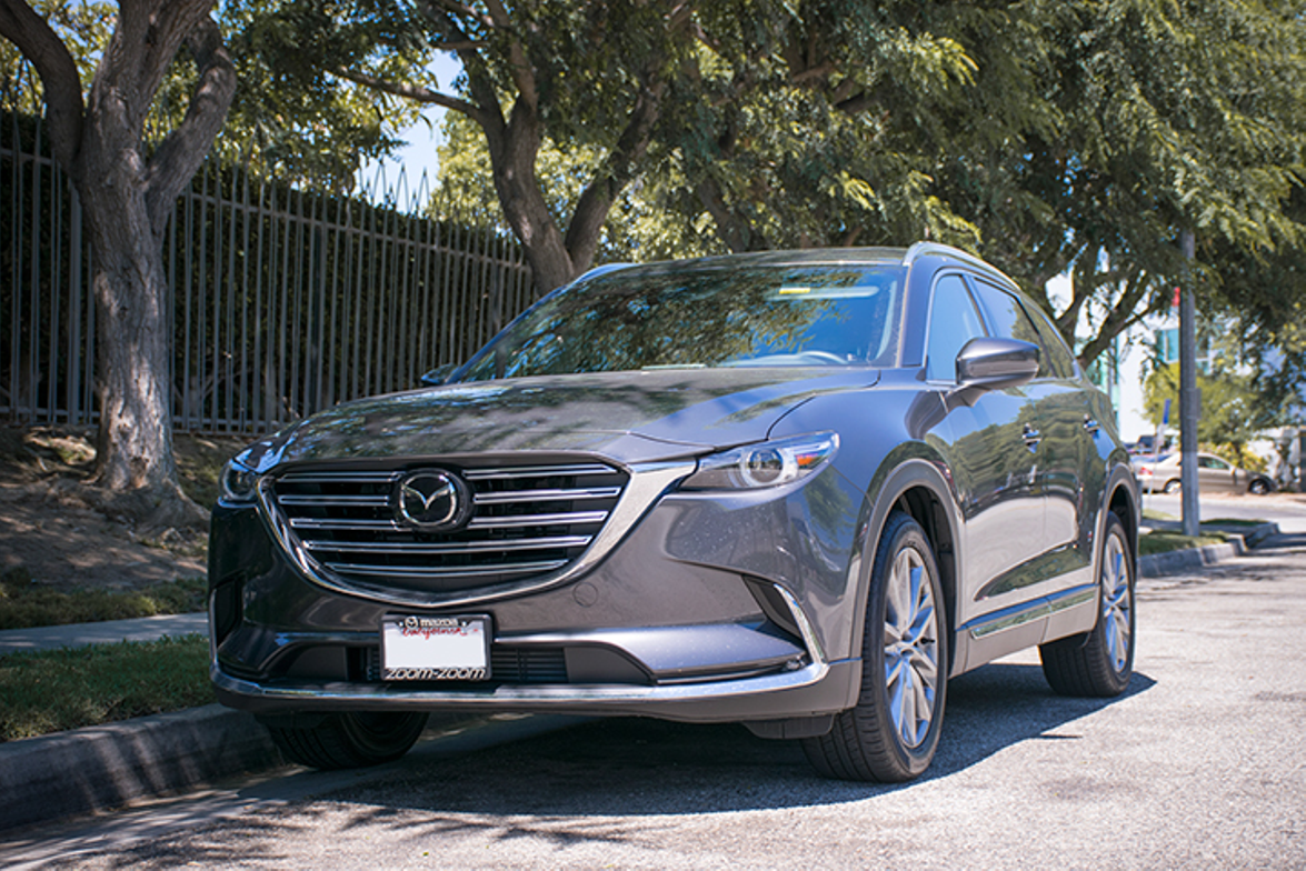The CX-9 enters its second generation with the 2016 model.