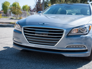 The Genesis G80 has been priced at at $2,650 higher than the outgoing 2016 Hyundai Genesis.