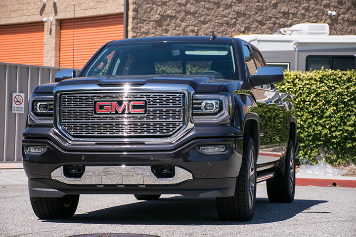 This 2016 Sierra 1500 Denali 4x4 crew cab model starts at $54,240. Our vehicle with the 6.2L...