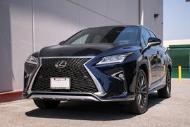 Lexus' 2016 RX350