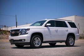 Chevrolet's 2016 Tahoe
