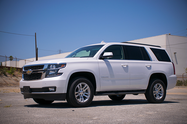 Chevrolet offers the 2016 Tahoe in LS, LT and LTZ models.