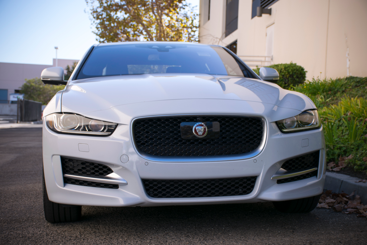 Jaguar's 2017 XE is available in three models, including the 20d, 25t, and 35t.