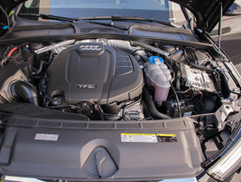 The new 2.0L TSFI can generate 252 hp and 273 lb.-ft. of torque.