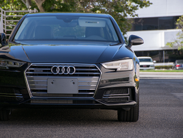 The 2017 A4 retails for at least $39,400.
