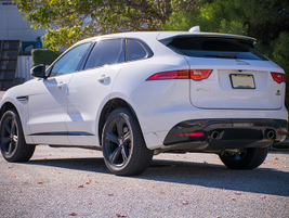 The F-Pace will compete with the Porsche Macan, BMW X3, and Mercedes-Benz GLC-Class.