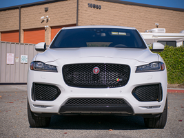 The base F-Pace starts at $42,985.