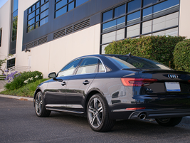 Audi added a new 7-speed S tronic dual-clutch transmission.