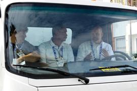 Fleet Technology Expo's Ride & Drive