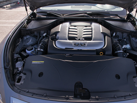 The 5.6L V-8 makes 420 hp and 417 lb.-ft. of torque.
