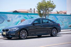 BMW's 2017 540i