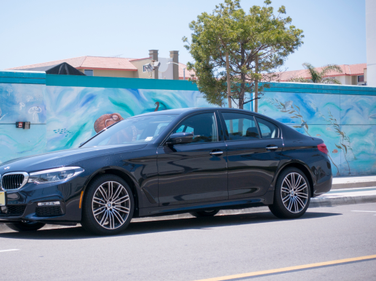 The 540i is available as a rear-wheel and all-wheel xDrive sedan.