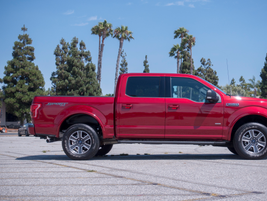 This truck had the 145-inch wheelbase.