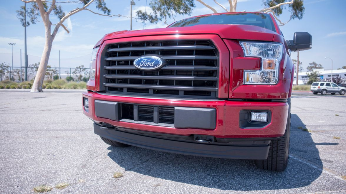 We tested the F-150 XLT SuperCrew 4x4.
