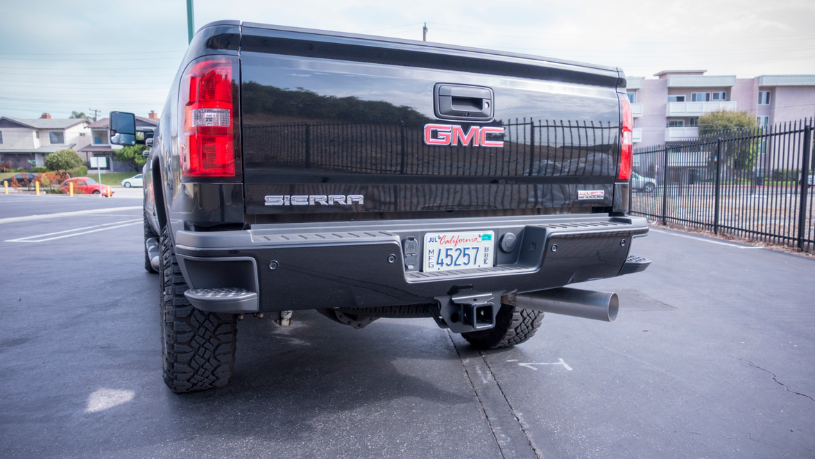 The All Terrain X variant adds off-road chops to the GMC Sierra 2500HD, which entered its third...