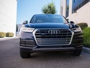 Audi is offering the Q5 in three trim grades, including Premium, Premium Plus, and Prestige.