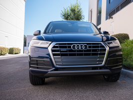 Audi is offering the Q5 in three trim grades, including Premium, Premium Plus, and Prestige.
