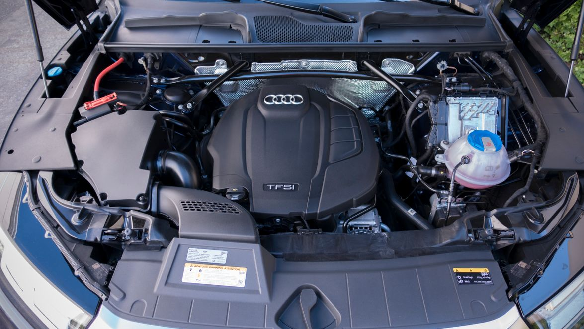 The 2.0L four-cylinder TSFI engine makes 252 hp and 274 lb.-ft. of torque.