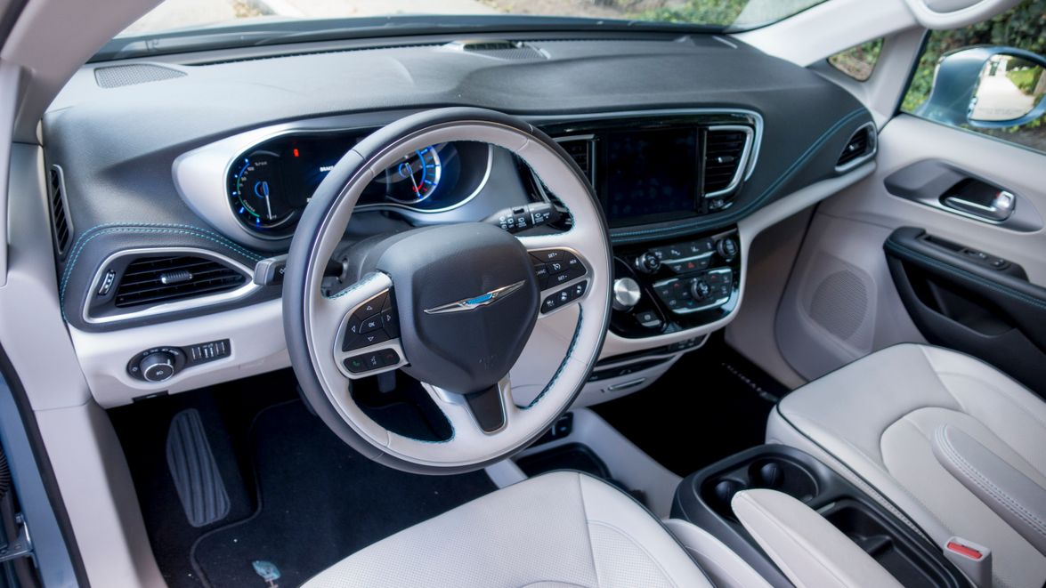 Standard interior features include a three-zone climate system, heated front seats, and active...