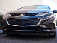The Cruze Diesel retails for at least $24,670.