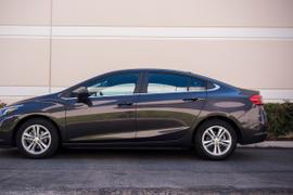 Chevrolet's 2017 Cruze Diesel