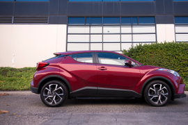 Toyota's 2018 C-HR